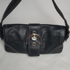 ♥️SALE♥️ Coach Soho black shoulder bag
